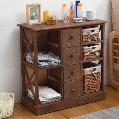Muebles mimbre madera ratán bambú cañamo tela para baño salón comedor dormitorio