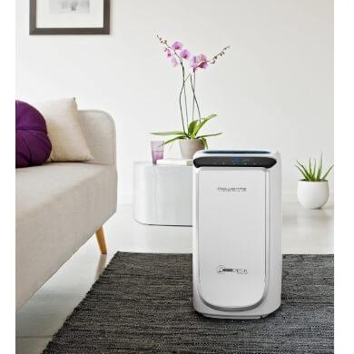 Purificadores de ambiente limpia aire contra polvo polen bacterias ácaros microorganismos en suspensión caspa alérgenos