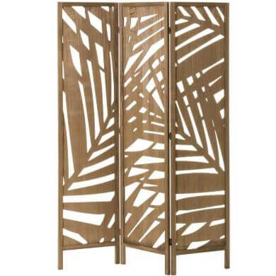 biombo madera tallado vintage moderno decorativo interiores exteriores diseño oferta online