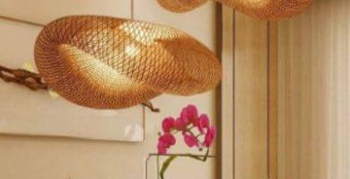 lamparas moderno moda estilo comedor techo luz led diseño