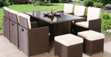 sillas mesas tumbonas hamacas muebles de mimbre rattan yute bambu