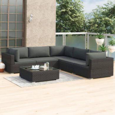 muebles sofás tumbonas hamacas sillas sillones exterior piscina jardín terraza diseño elegancia moda
