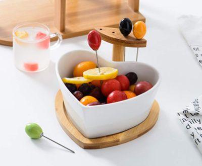 frutero ensaladera bol cerámica comprar online