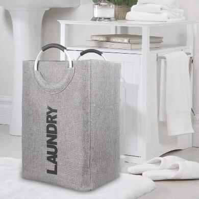 cesto cesta bolsa ropa sucia saco cubo baño dormitorio lavanderia