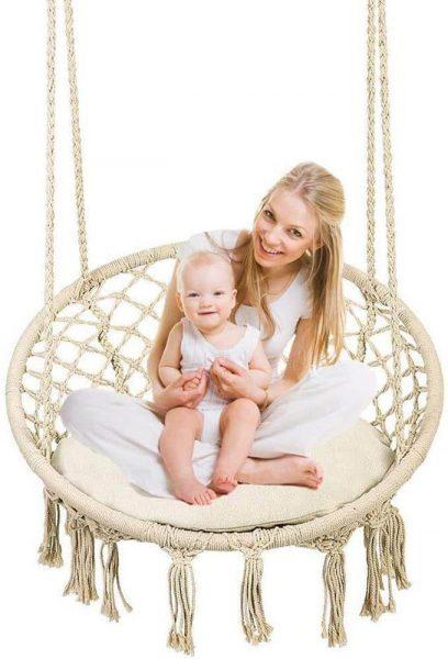 sillas tumbonas hamacas colgantes modelos diseños ofertas ventajas comodidad confort