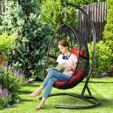 hamaca tumbona jardin moderna interior exterior