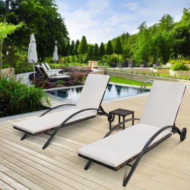 tumbonas mecedoras hamacas sillas mecedoras jardín piscina hoteles restaurantes modelos diseños ofertas envío a domicilio gratis