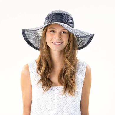 sombreros gorras diademas moda estilo verano playa campo arena sol protección solar
