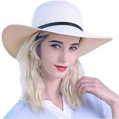 sombreros protección cara rayos UV sol cuidado de la piel verano playa campo compra desde casa online