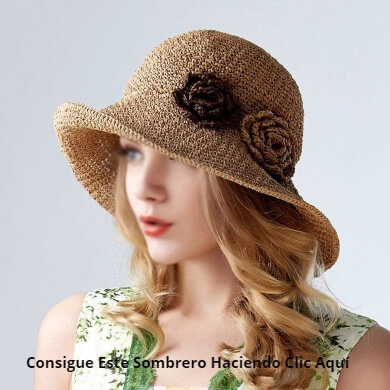 sombreros de diseño de paja verano playa campo paseos protección solar amigos familia apartamento hotel vacaciones