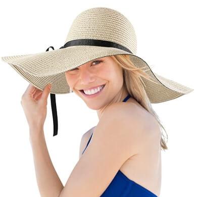 Sombreros de paja hombre mujer niños niñas verano playa protección solar calor moda estilo pamela gorra tocado