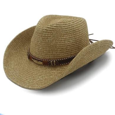Sombreros para hombre de paja y otros materiales protección solar paseos verano playa campo elegantes diseño ofertas precios económicos